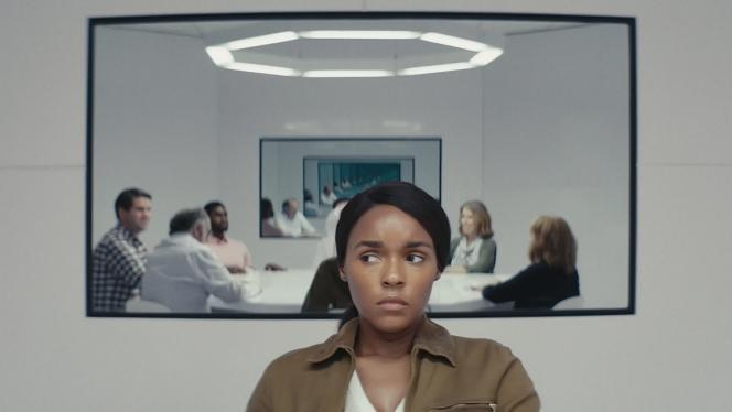 Janelle Monáe (Alex) cherche à retrouver son identité dans la saison 2 de« Homecoming», réalisée parSam Esmail.