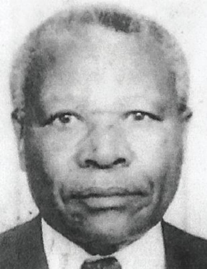 Félicien Kabuga, sur une photo non datée, diffusée par Interpol.