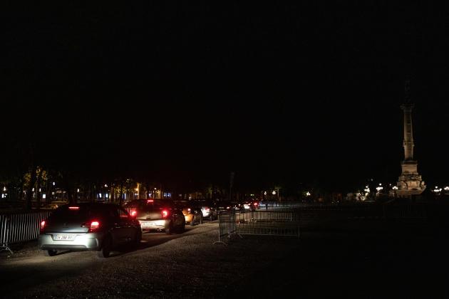 Deux cents véhicules étaient présents, soit plus de quatre cents spectateurs.