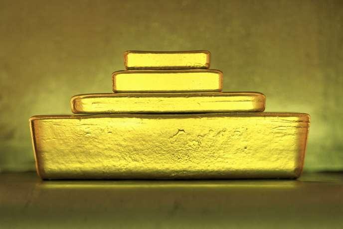 Avec cette nouvelle crise, l'or pourrait battre son record historique de 2011.