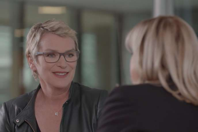 La journaliste Elise Lucet, dans le magazine« Cash Investigation», sur France 2.