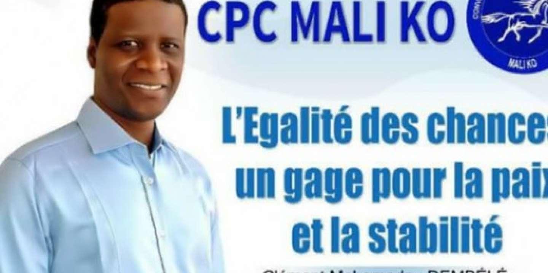 Au Mali, la voix enfermée du militant anticorruption Clément Dembélé