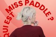 « Qui est Miss Paddle ?», une série en podcast conçue par Judith Duportail.