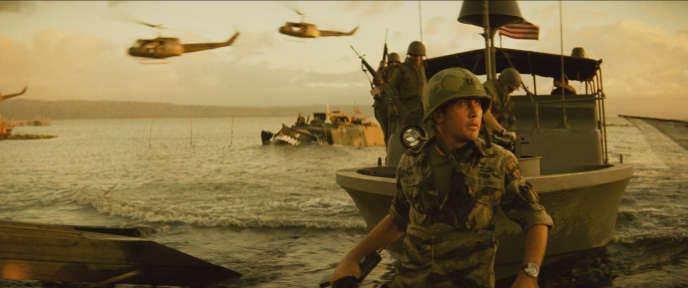 Martin Sheen, dans « Apocalypse Now» (1979), deFrancis FordCoppola.