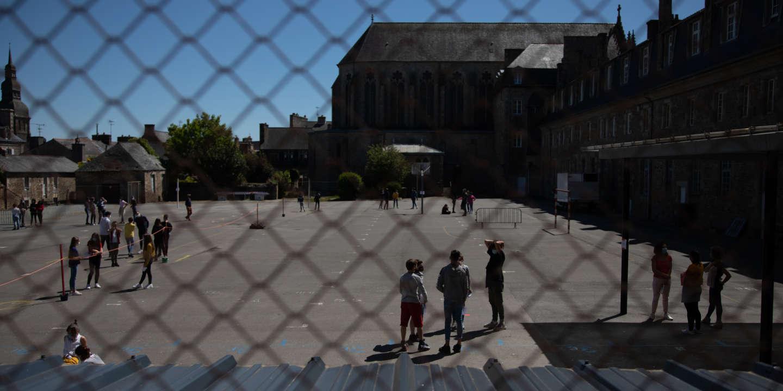 Déconfinement : l'école en mille morceaux et sans horizon clair