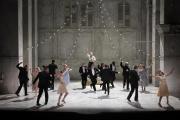 «Roméo et Juliette», mis en scène par Eric Ruf.