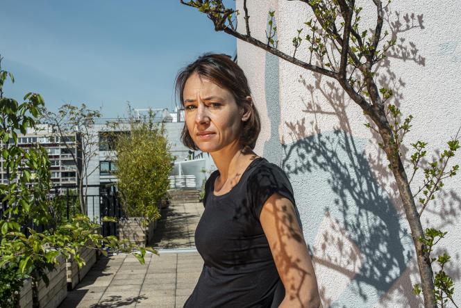 Isabelle Méjean, à Montrouge (Hauts-de-Seine), le 7 mai.