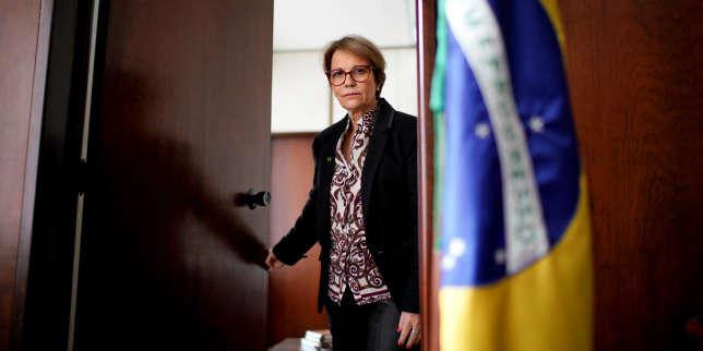 Tereza Cristina, la «Mme déforestation» de Jair Bolsonaro
