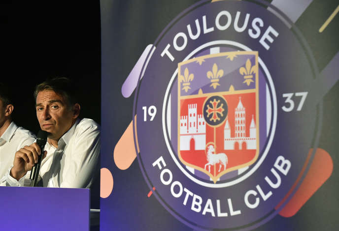 Olivier Sadran avait repris un TFC au bord du dépôt de bilan à l'été 2001.