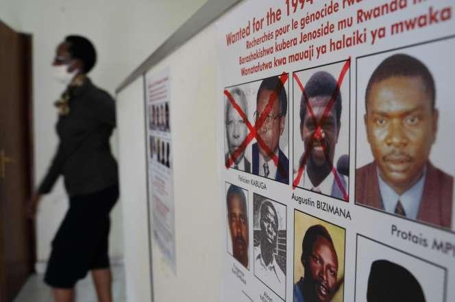 Félicien Kabuga, arrêté le 16 mai après 25 ans de cavale, était considéré comme l'un des fugitifs les plus recherchés au monde.