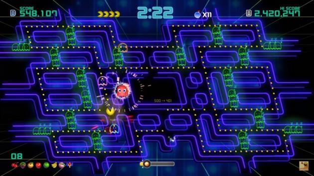 « Pac-Man Championship Edition 2», paru en 2016, est la dernière itération de la série à ce jour.