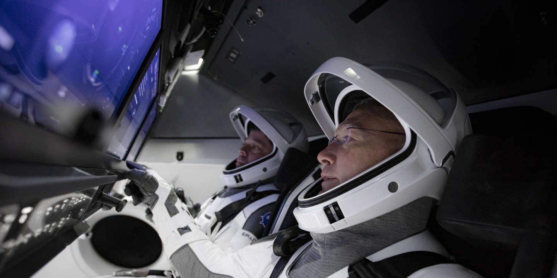La NASA donne son feu vert au premier vol habité de SpaceX, le 27 mai