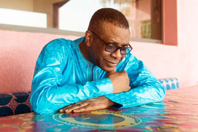 Youssou N'Dour, en octobre 2018.