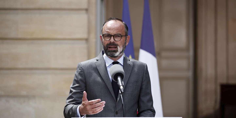 lemonde.fr - Discours d'Edouard Philippe en direct : suivez les annonces pour la - phase 2 - du déconfinement