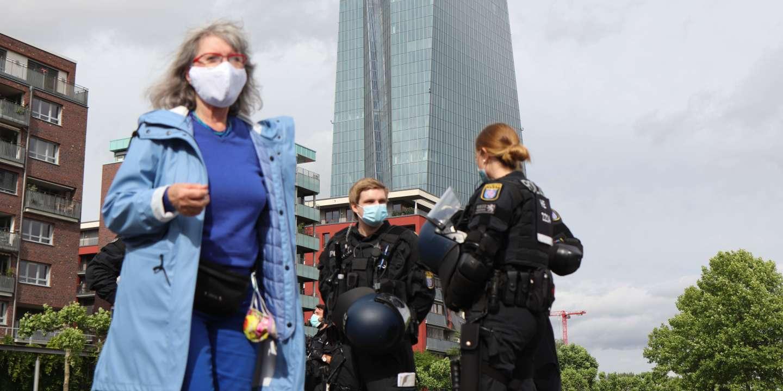 La Banque centrale européenne s'inquiète des risques d'une crise financière