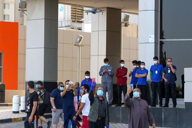 A Koweït, le 12 mai.
