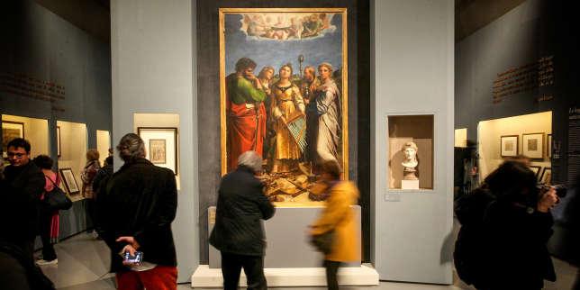 Raphaël, dernière renaissance aux Ecuries du Quirinal à Rome