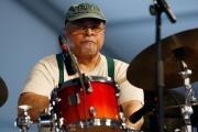 Jimmy Cobb auNew Orleans Jazz & Heritage Festival, le 2 mai 2009.