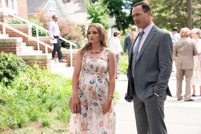 Jamie Lynn Spears et Chris Klein dans «Sweet Magnolias».