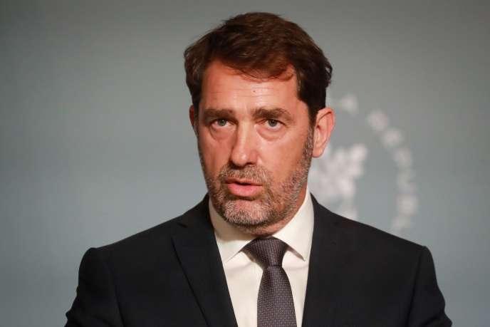 Le ministre de l'intérieur, Christophe Castaner, le 27 mai, à Paris.