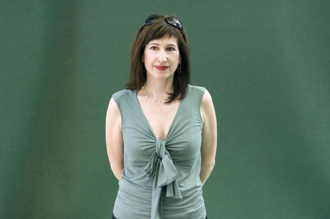 L'universitaire américaineLaura Kipnis, en 2007.