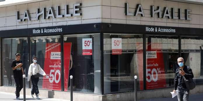 Lidl candidat à la reprise de magasins La Halle