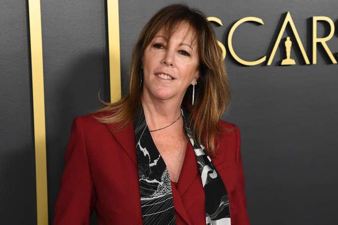 La productrice Jane Rosenthal lors du repas des nommés aux Oscars à Hollywood, en janvier 2020.