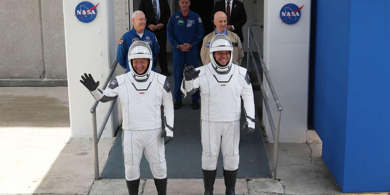 SpaceX : après un premier faux départ, la capsule spatiale va décoller ce samedi soir