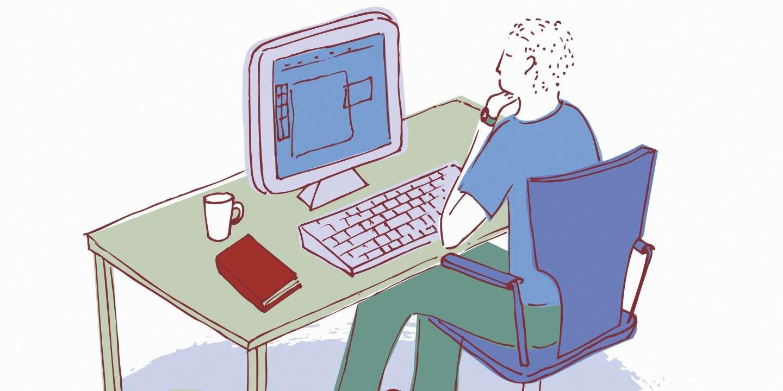 Télétravail : « Les gens commencent à se demander s'ils travaillent à la maison ou s'ils dorment au bureau »
