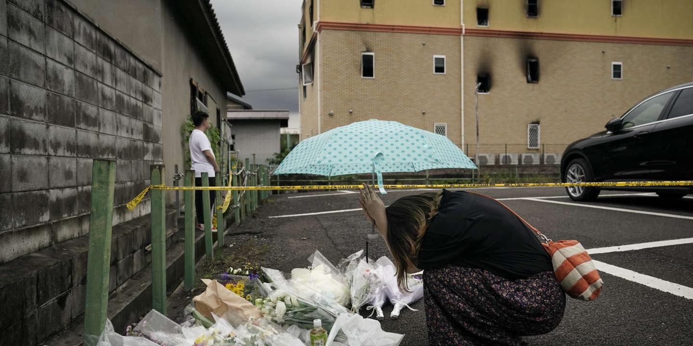Au Japon, la police écroue le suspect de l'incendie meurtrier du studio KyoAni