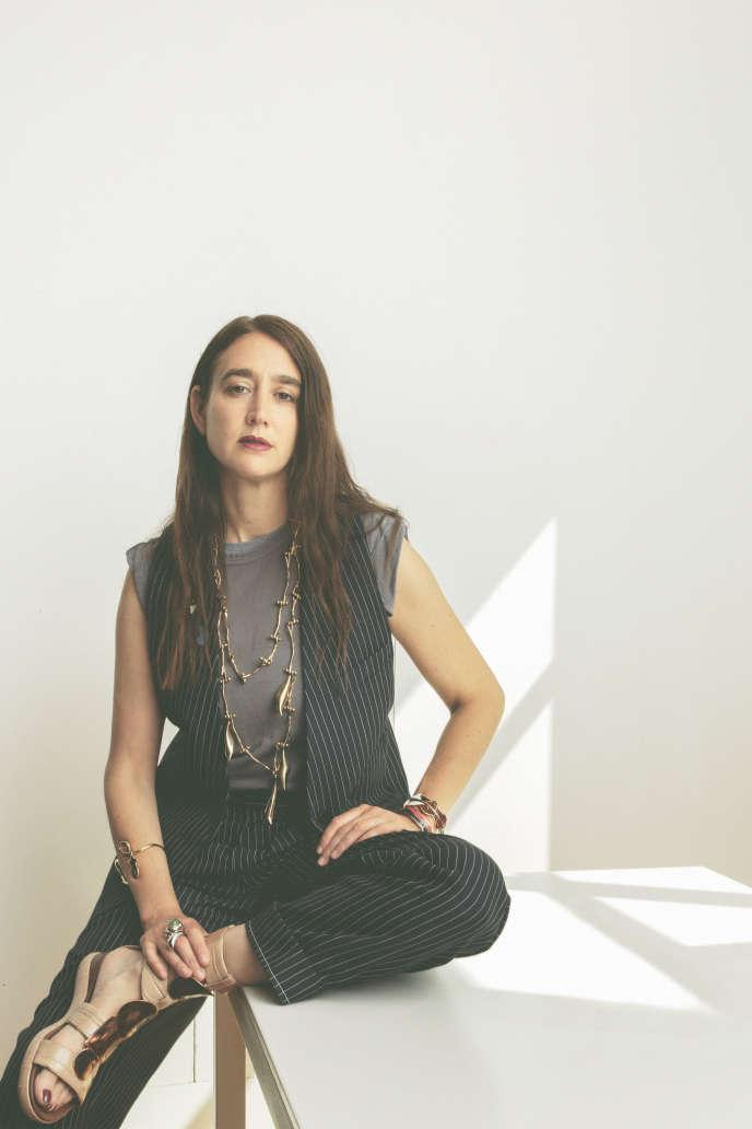 Natacha Ramsay-Levi, directrice artistique de Chloé, à Paris, le 27 mai.
