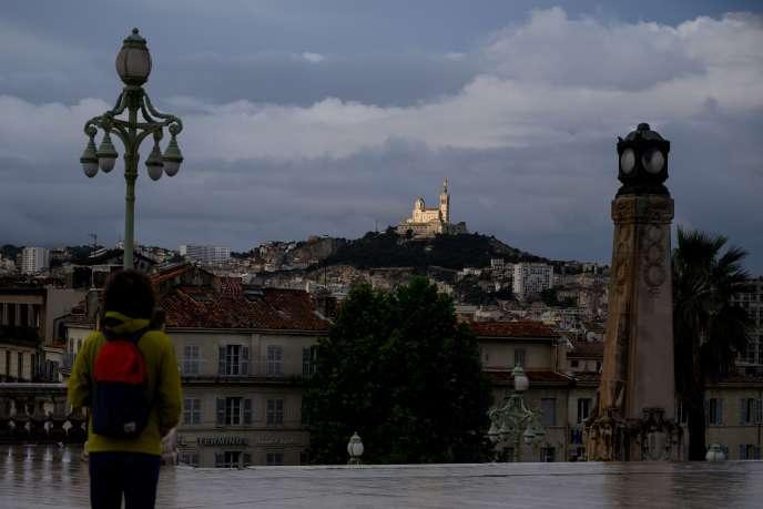 A Marseille, le 6 mai.