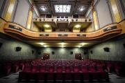 Une salle du cinéma Louxor à Paris, le 7 mai 2020.
