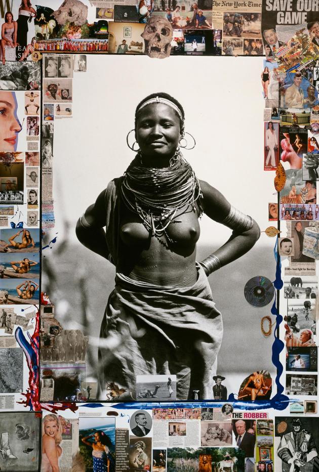 Agnes d'El Molo Bay, Loyangalani, Lake Rudolf, Kenya, 1968-2002.