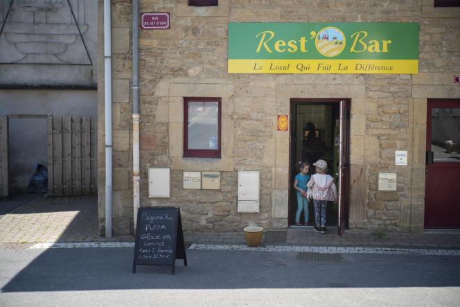 Le Rest'o Bar d'Ugny (Meurthe-et-Moselle), le 29 mai.