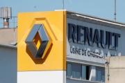 A l'entrée de l'usine Renault de Choisy-le-Roi, le 29 mai 2020.