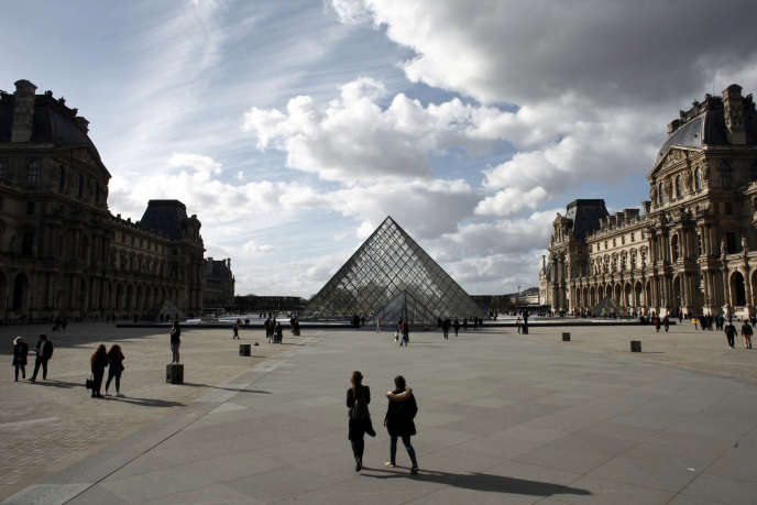 The Louvre museum will reopen on July 6, with restricted seating capability