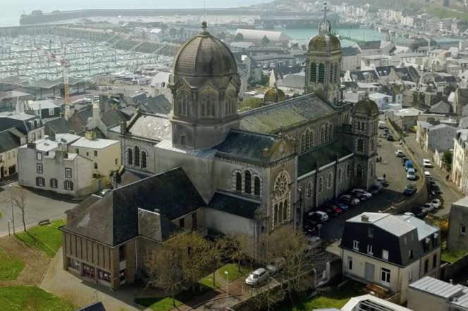 L'église Saint-Paul, à Granville (Manche).