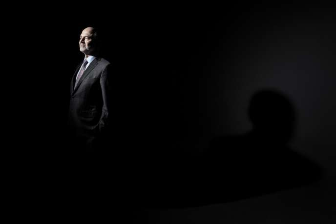 Pierre Moscovici, le 5 mars 2019.