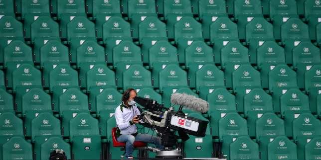 Football: les astuces des chaînes de télé pour faire oublier les tribunes vides