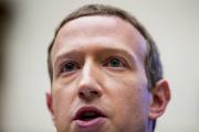 Mark Zuckerberg, le fondateur et PDG de Facebook, le 23 octobre 2019.