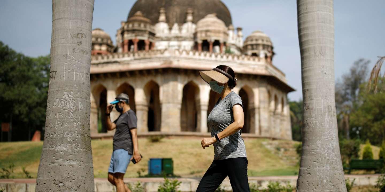 Menacée de récession, l'Inde entame un déconfinement à pas lents