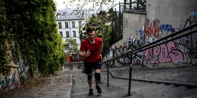 «Si les joggeurs que je croise ressemblent maintenant à des joggeurs, ça veut dire que les choses rentrent dans l'ordre»