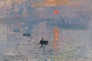 «Impression, soleil levant» (1872-1873), de Claude Monet.