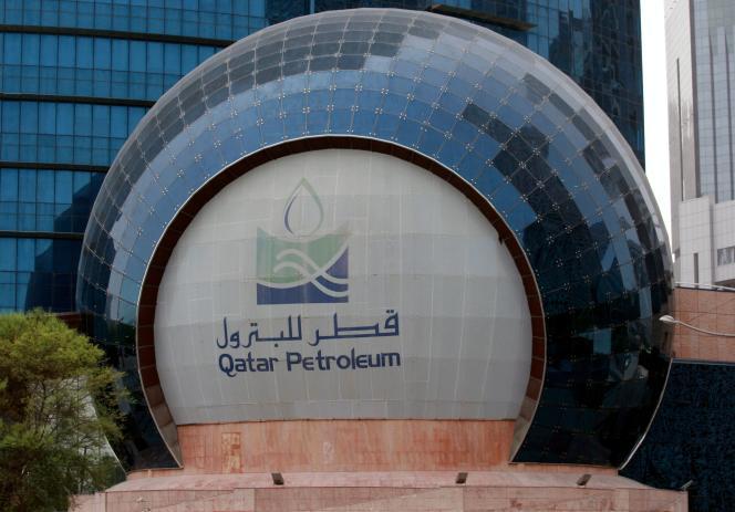 Le siège de Qatar Petroleum, à Doha.