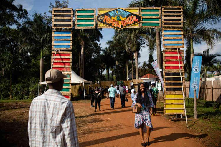 Nyege Nyege, c'est aussi un festival électro qui a lieu chaque année à Jinja, au bord du lac Victoria.