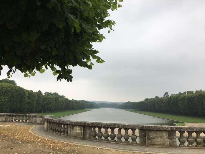 Le Grand Canal vu depuis les jardins de Trianon (2018).