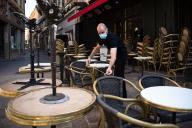A Aix-en-Provence, le 1er juin.