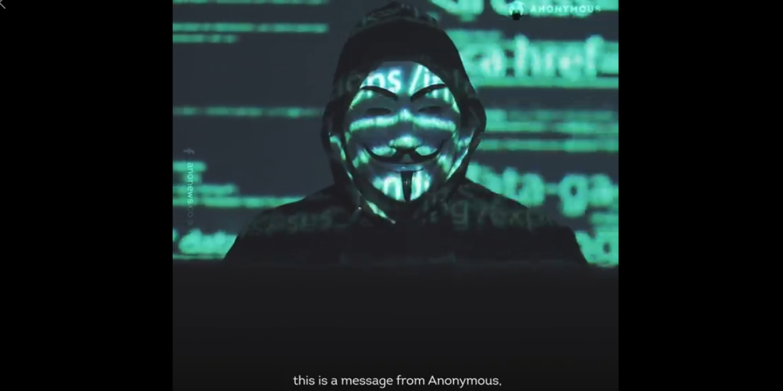 Etats-Unis : après la mort de George Floyd, le masque des Anonymous ressurgit