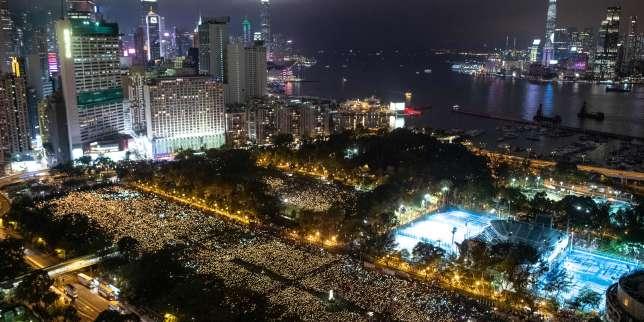 Pour la première fois en trenteans, la veillée en mémoire de Tiananmen est interdite à Hongkong